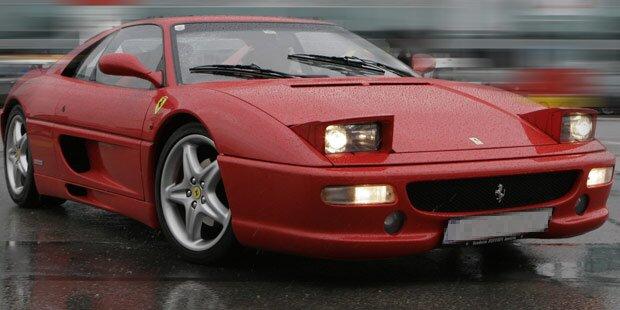 Ferrari-Fahrer rast mit 225 km/h über S36