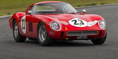 Ferrari um 48 Mio. Dollar (!) versteigert