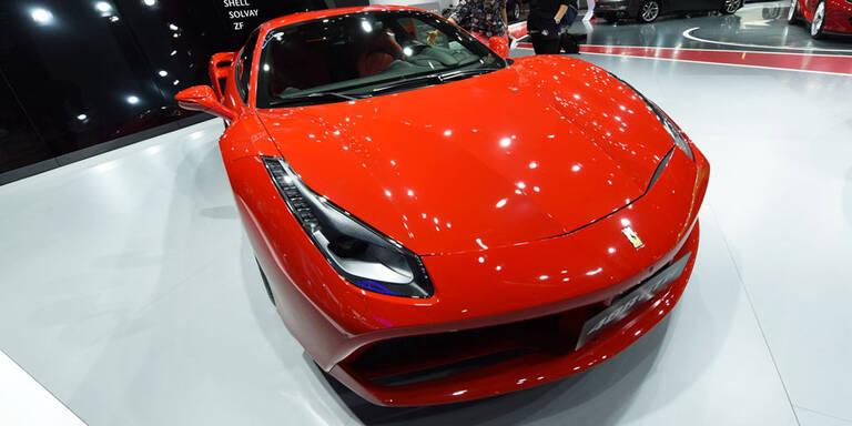 Ferrari ist derzeit erfolgreich wie nie