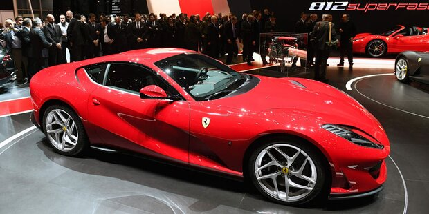 Ferrari verdient 69.000 Euro pro Auto