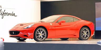Ferrari California mit Revolution unter der Haube