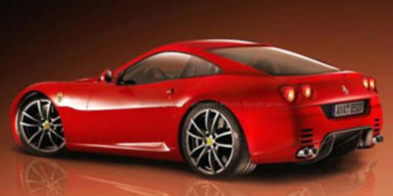 Ferrari bringt neues Einstiegsmodell 2009