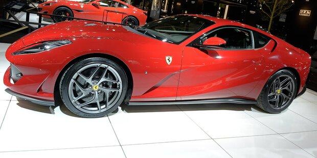 Ferrari derzeit erfolgreich wie nie