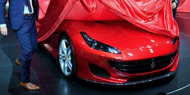 Ferrari denkt an den Bau eines SUV