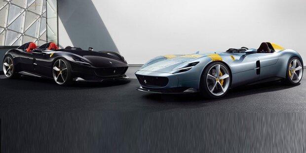 Ferrari macht bei SUV & E-Autos ernst