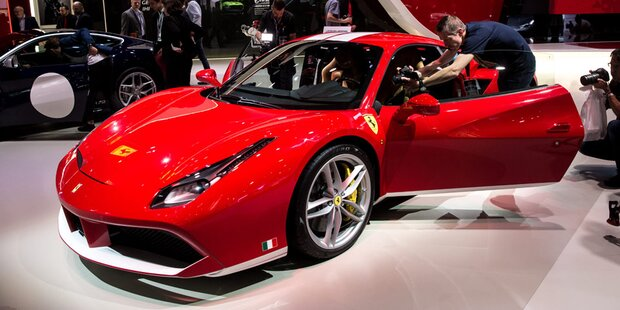 Ferrari-Sondermodell ehrt Michael Schumacher