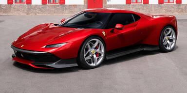 Superreicher lässt sich eigenen Ferrari bauen