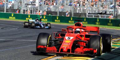 Formel-1: Spritlimit 2019 aufgehoben