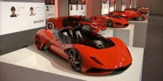 Ferrari Design Award geht nach Korea