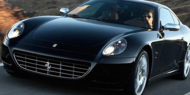Italiener rast mit 205 km/h über Südautobahn