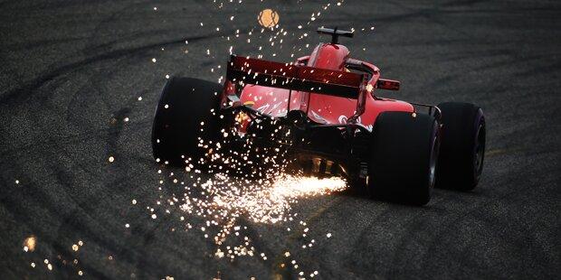 Formel-1-Aufreger: Ferrari wird beobachtet