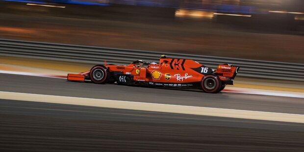 Motoren-Drama: Ferrari schenkt Hamilton Sieg