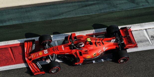 Hamilton mit Pole - Wieder Zoff bei Ferrari