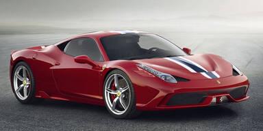 Ferrari bringt den 458 Speciale