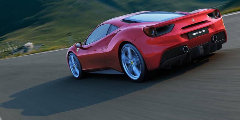 So viel verdient Ferrari pro Auto
