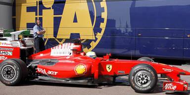 Ferrari droht erneut mit Ausstieg