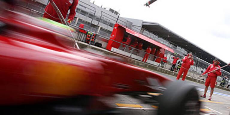 Ferrari feuert Aerodynamik-Chef