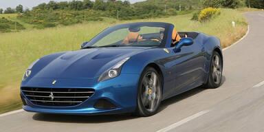 Ferrari schärft den California T nach