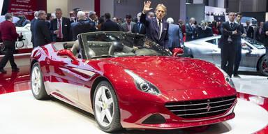 Fiat Chrysler will Ferrari behalten