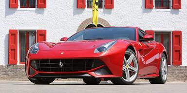 Ferraris gehen weg wie warme Semmeln