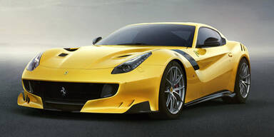 Ferrari bringt den F12 tdf mit 780 PS