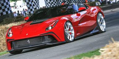 Dieser Ferrari kostet 3,6 Millionen Euro