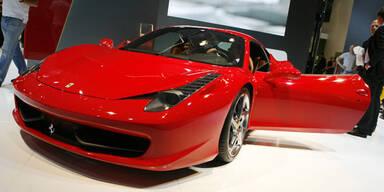 Fahrplan für Ferrari-Börsengang