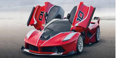 Extremster Ferrari aller Zeiten