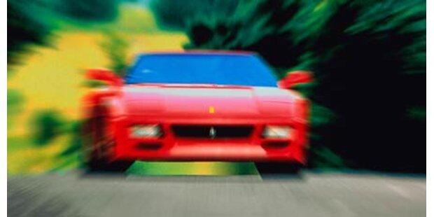 Wieder Wirbel um Kärntner Ferrari-Gigolo