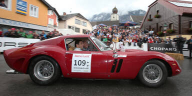 Teuerstes Auto der Welt in Österreich