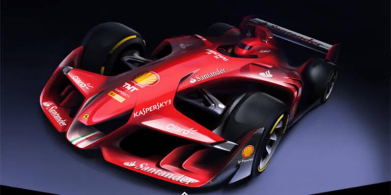 So stellt sich Ferrari F1-Zukunft vor