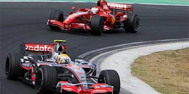 Ferrari schließt Einigung mit McLaren aus