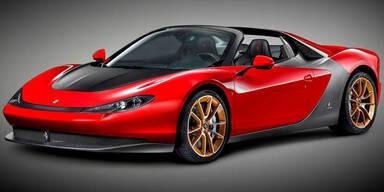 Ferrari stellt den Sergio vor