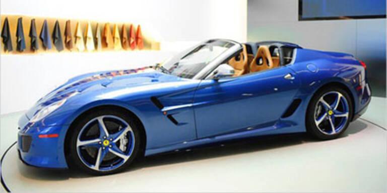 Ferrari Superamerica 45 - exklusives Einzelstück