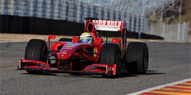 """Ferrari kritisiert """"KERS""""-System"""