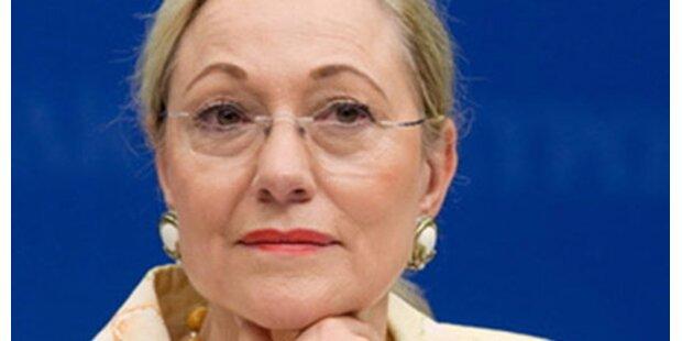 Faymann will Ferrero als EU-Kommissarin
