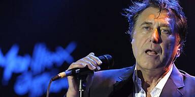 """Bryan Ferry: """"Bin sehr aufgeregt"""""""