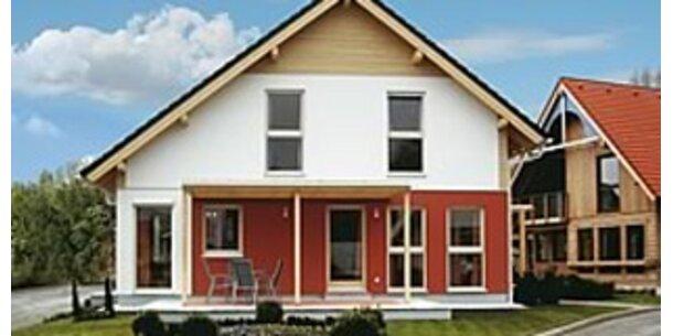 Jedes dritte Haus in Fertigbauweise errichtet