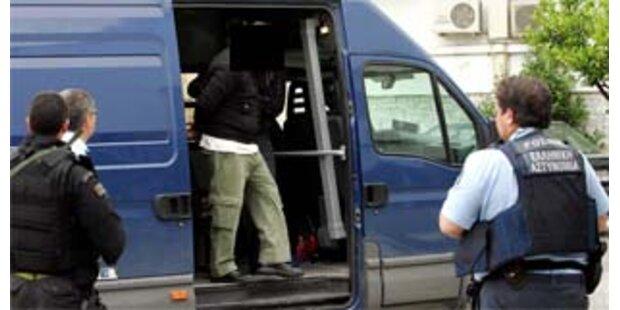 Meistgesuchter griechischer Krimineller verhaftet