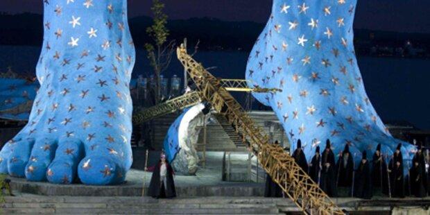 Bregenz: Verdi & Weinberg zur Eröffnung