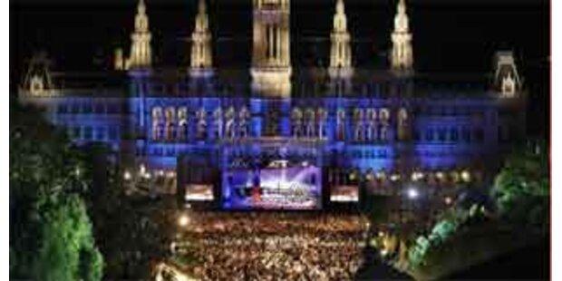 Wr. Festwochen-Eröffnung als Klassik-Castingshow