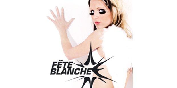 Féte Blanche: Trendy People ganz in weiß