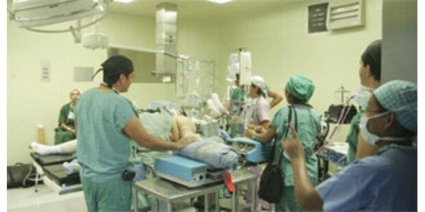 317 Kilo-Mann starb nach Operation