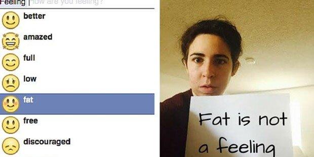 Fett-Emoji: Shitstorm gegen Facebook