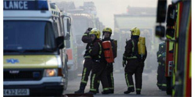 Krebskrankenhaus in London evakuiert