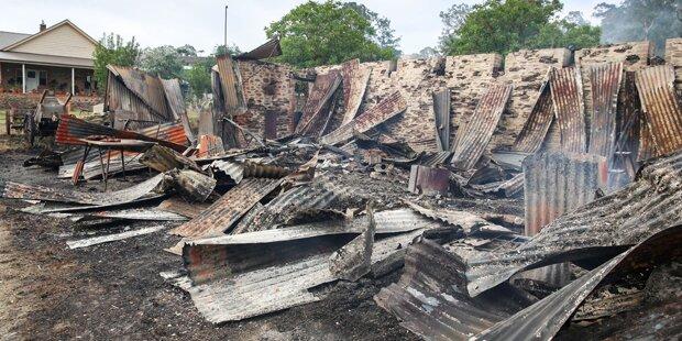 Buschbrand hält Australien in Atem