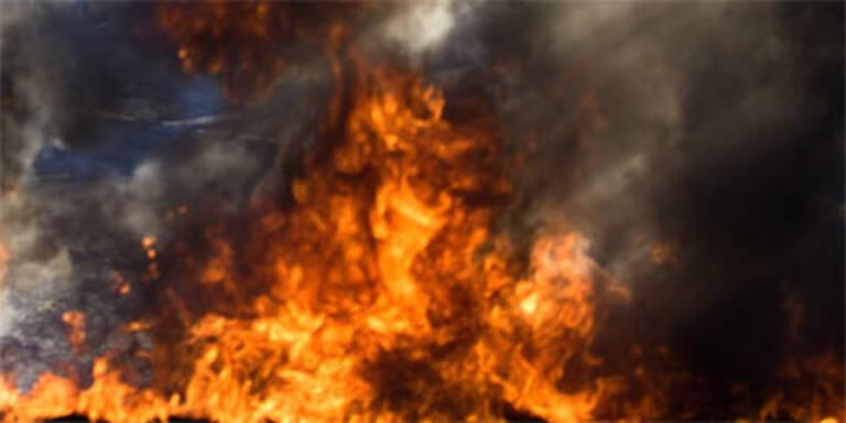 Fünf Tote bei Brand nahe Moskau