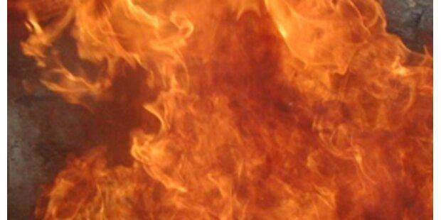 Vier Mädchen bei Wohnungsbrand umgekommen