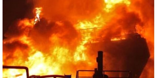 2 Familien sind nach Brand ohne Zuhause