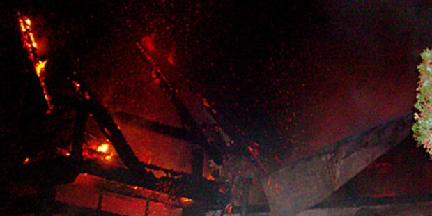 Handyladegerät löste Brand aus